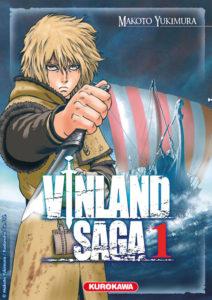 Couverture du tome 1 de Vinland Saga