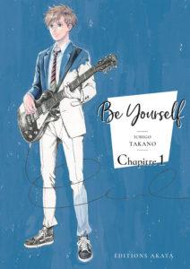 Couverture du chapitre 1 de Be Yourself chez akata