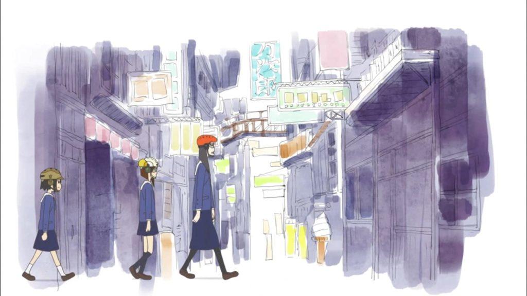 ©Sumito Oowara, Shogakukan / Eizouken Commitee
