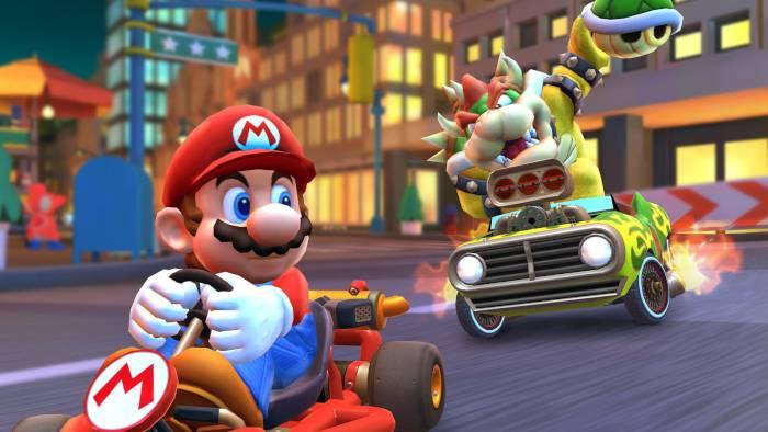 Lancement de Mario Kart Tour, jeu mobile gratuit avec des micro transactions