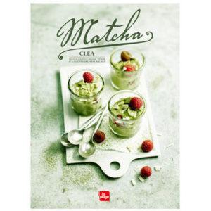 Matcha de Cléa aux éditions La Plage : couverture