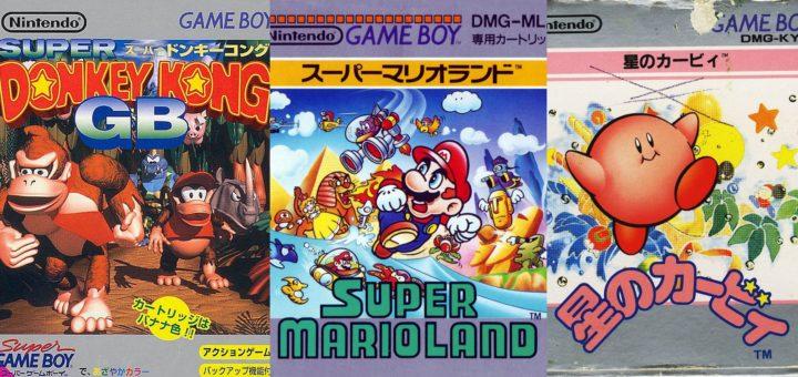 Gaming Memories GameBoy