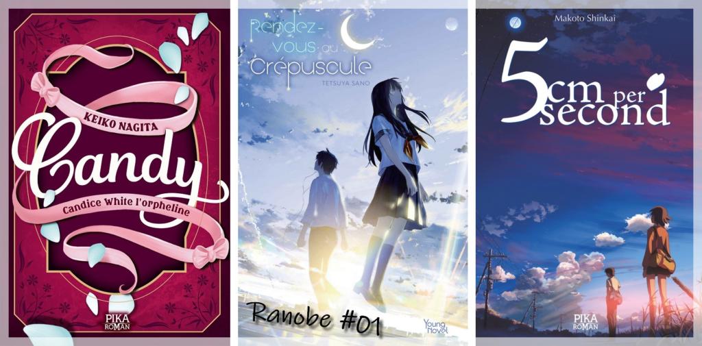 Light Novel Ranobe 1