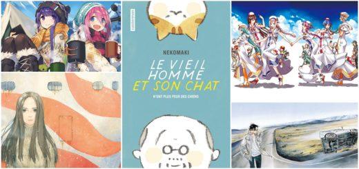 Selection Manga voyage