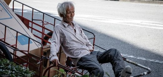 Une population vieillissante au Japon