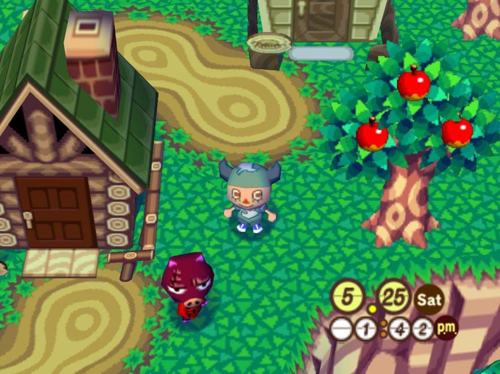 Animal Crossing version Gamecube
