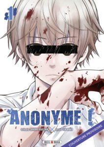 Couverture du tome 1 de Anonyme ! chez Soleil
