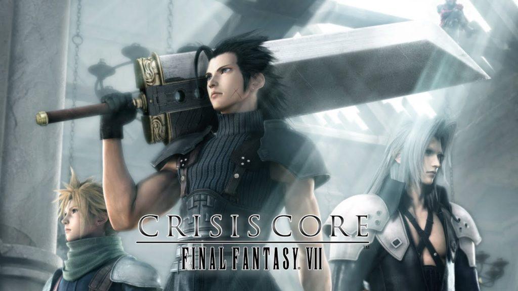 Final fantasy VII : Crisis Core