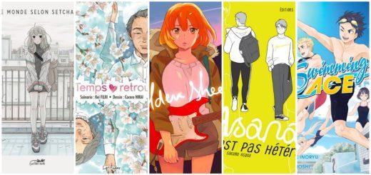 Manga juin 2020