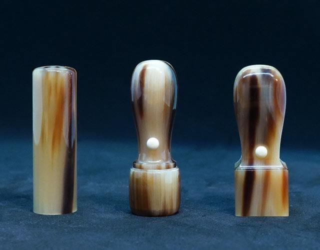 Hanko en ivoire