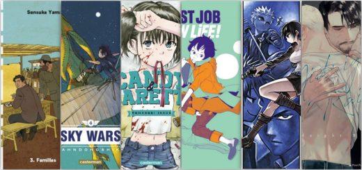 Attentes Manga juillet 2020