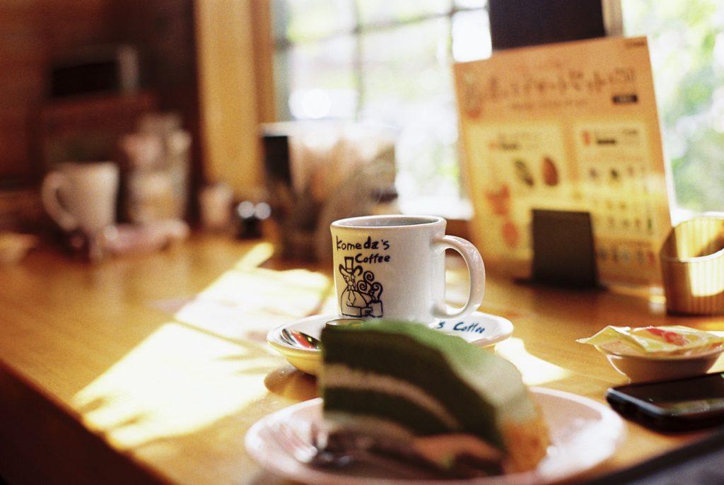 Les cafés, lieu incontournable du travail en mode nomade ©80JoursJapon