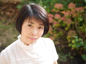 Portrait d'Emi Shimizu fourni par les éditions Akinomé
