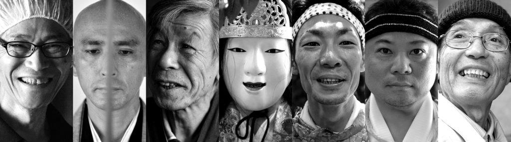 Portraits d'Izumo