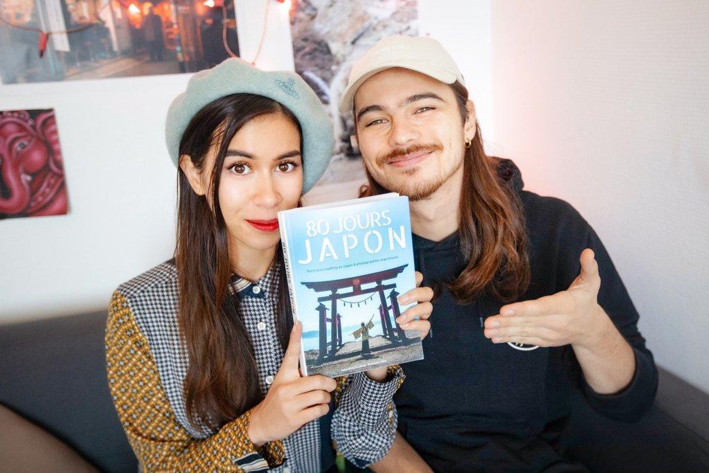 80 jours Japon Rodolphe et Amandine