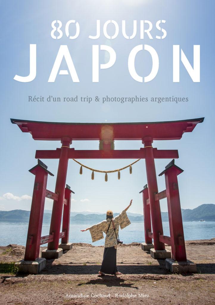 Le livre, 80 jours Japon ©80JoursJapon