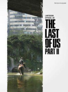 Artbook de The Last of Us Part II