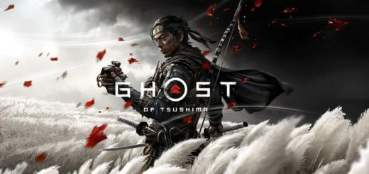 Une Ghost of Tsushima