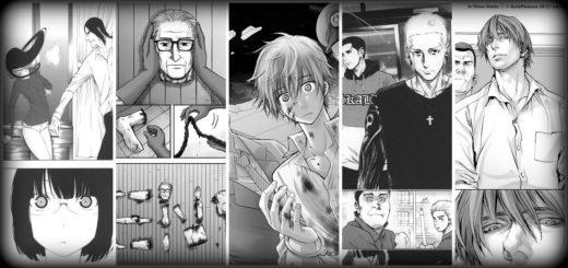 Thriller manga