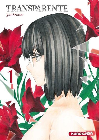 couverture du tome 1 de Transparente chez Kurokawa