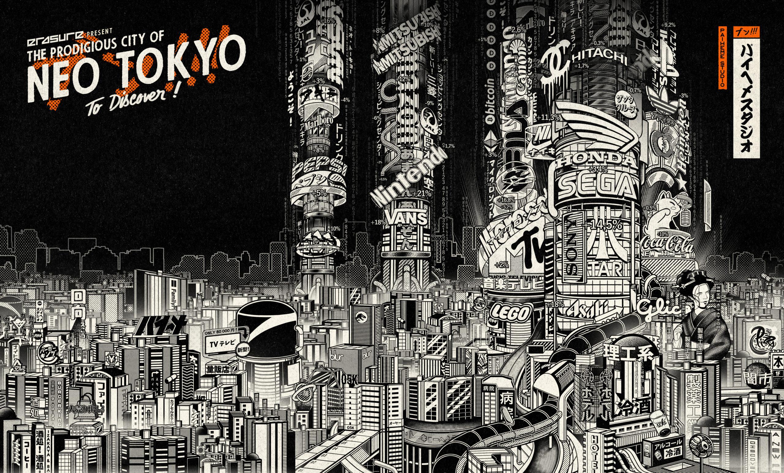 Neo Tokyo ©Paiheme