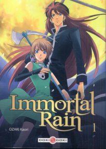 Immortal Rain Doki doki