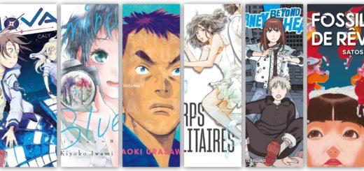 Manga octobre 2020