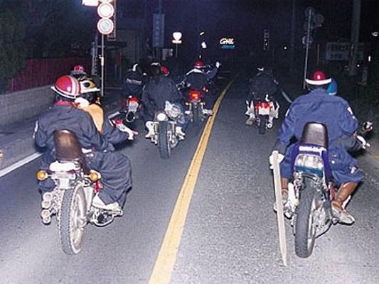 Parade Bosozoku @bikeinformation