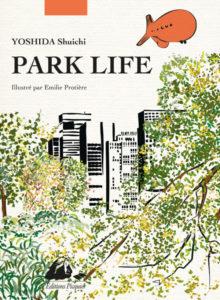 Park Life de Shuichi YOSHIDA, éditions Picquier : couverture