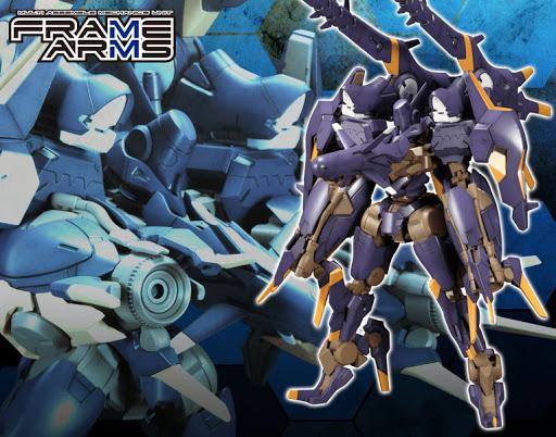frame arms plamo