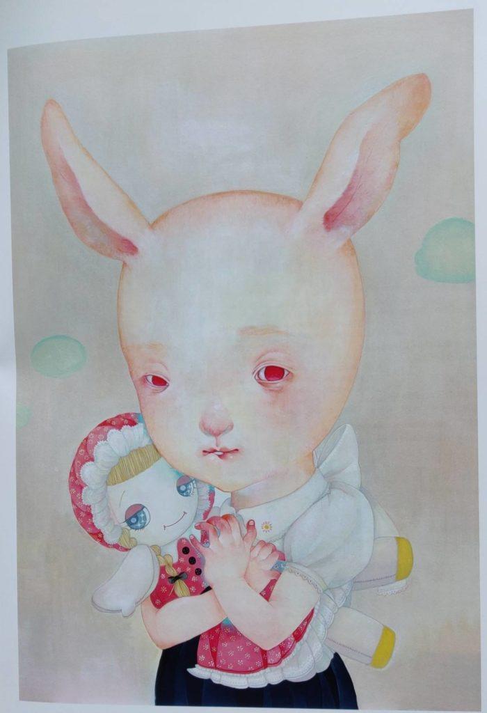 ©Hikari Shimoda, photo from the artwork. Photo by C. Hugonin