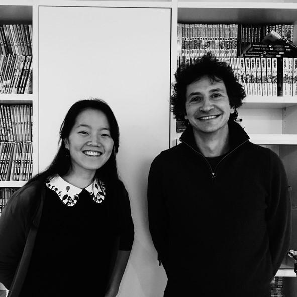 Yuki Takanami & Timothée Guédon
