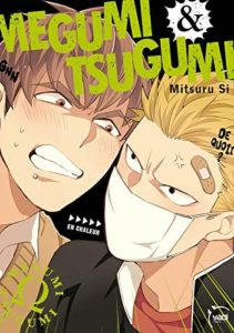 Couverture du tome 1 de Megumi & Tsugumi chez Taïfu comics