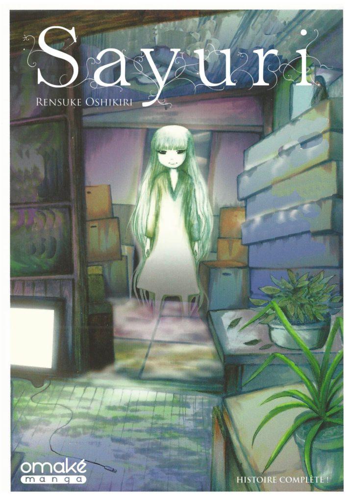 Couverture de Sayuri chez Omake Books