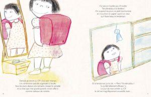 Momoko une enfance japonaise de Kotimi, page intérieure