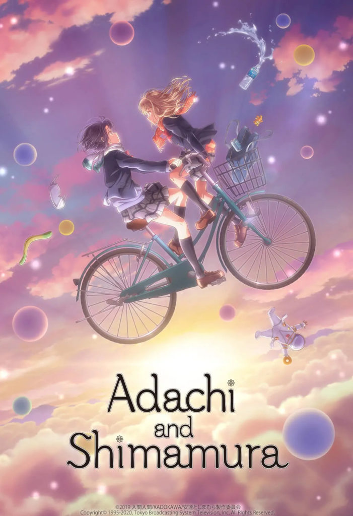 Adachi to Shimamura - Wakanim