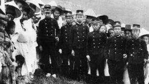 guerre corée japon