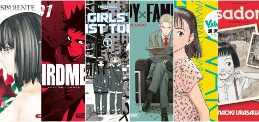 Manga : best of 2020