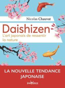 Daishizen de Nicolas Chauvat, éditions Jouvence : couverture