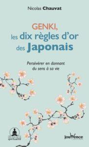 Genki de Nicolas Chauvat, éditions Jouvence : couverture