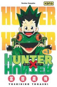 Hunter X Hunter - Une série challenge / ©Yoshihiro Togashi - Shueisha - Kana