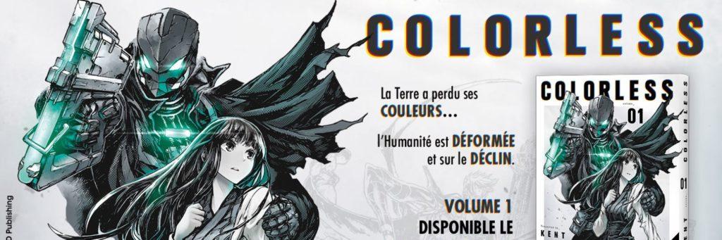 Colorless Shiba édition
