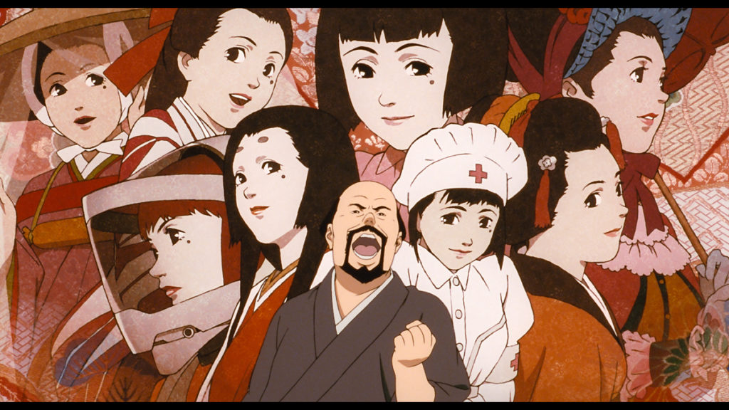 © 2001 Millennium Actress Production Committee