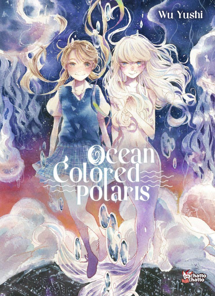 Couverture de Ocean Colored Polaris chez chatto chatto
