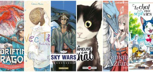 Animaux & manga