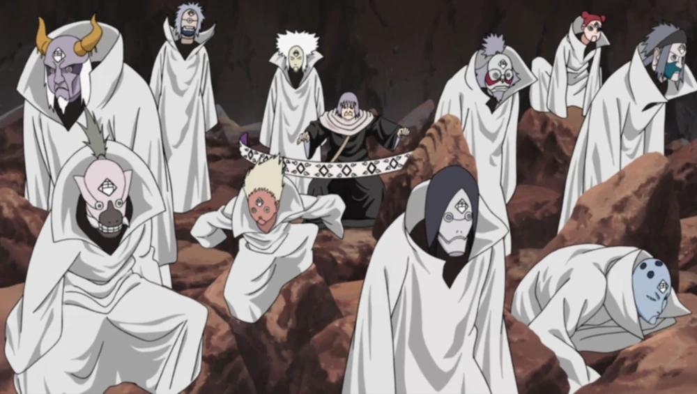 Les Dix Pantins de Chikamatsu invoqués par Chiyo