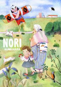 Nori de Rumi Hara aux éditions Imho, couverture