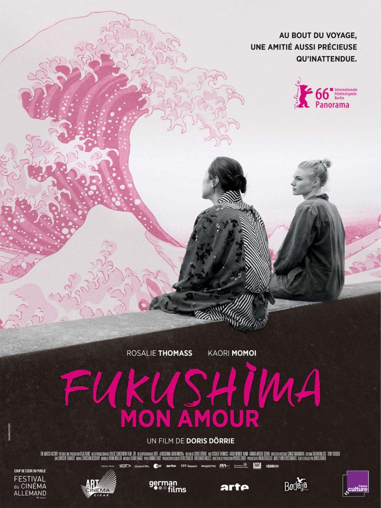 Affiche de Fukushima mon amour