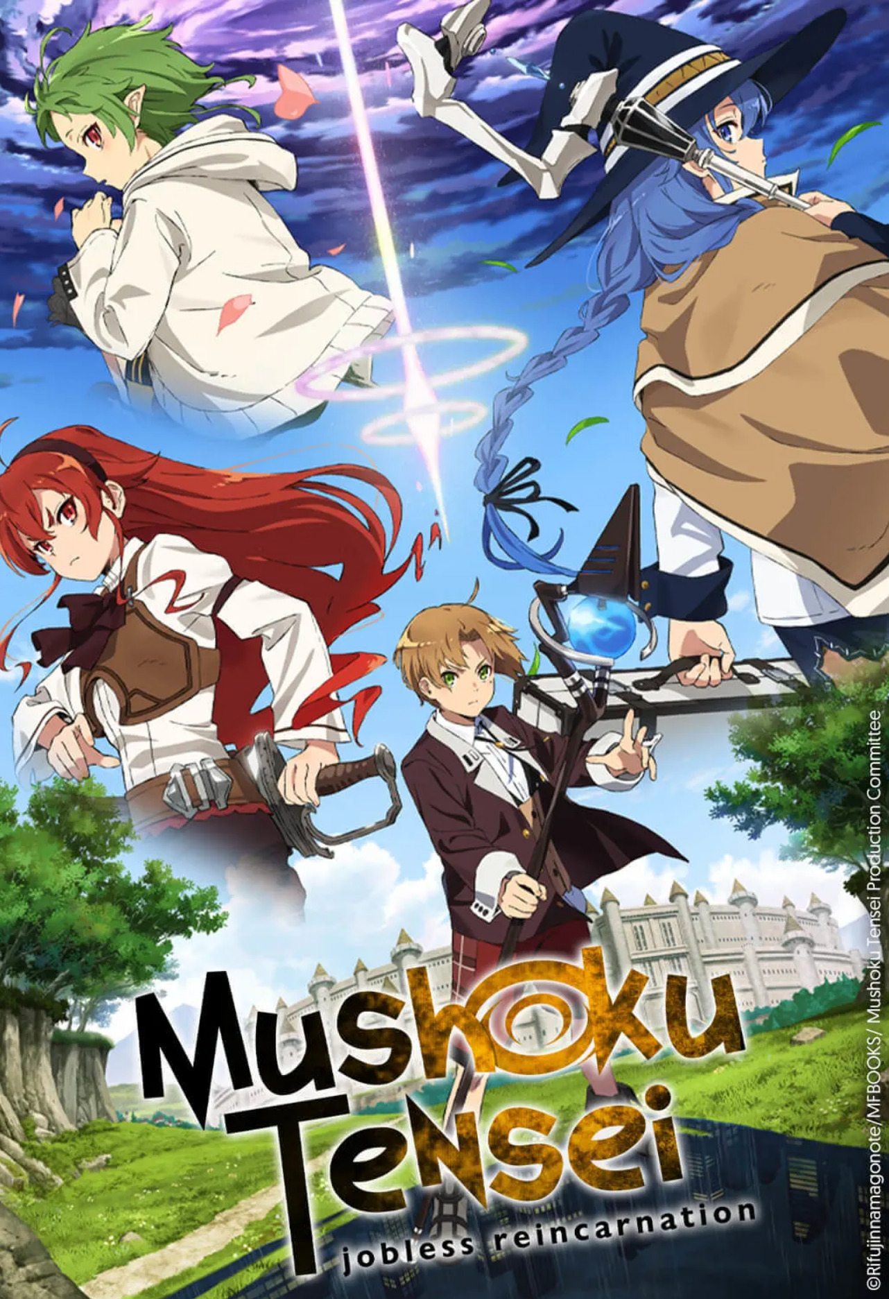 Mushoku Tensei - Wakanim