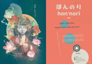 Shuwa-shuwa : page intérieure hon'nori